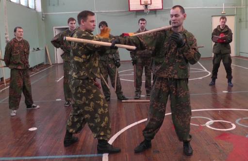 На чем построена Буза и почему считается русским боевым искусcтвом?